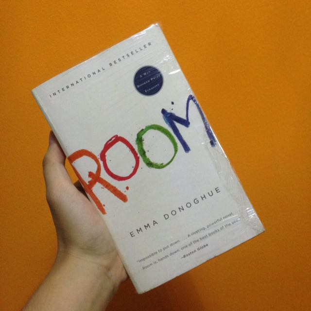 BRAND NEW Room By Emma Donoghue