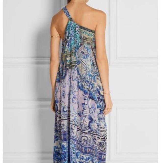 Camilla Drawstring Dress New With Tags