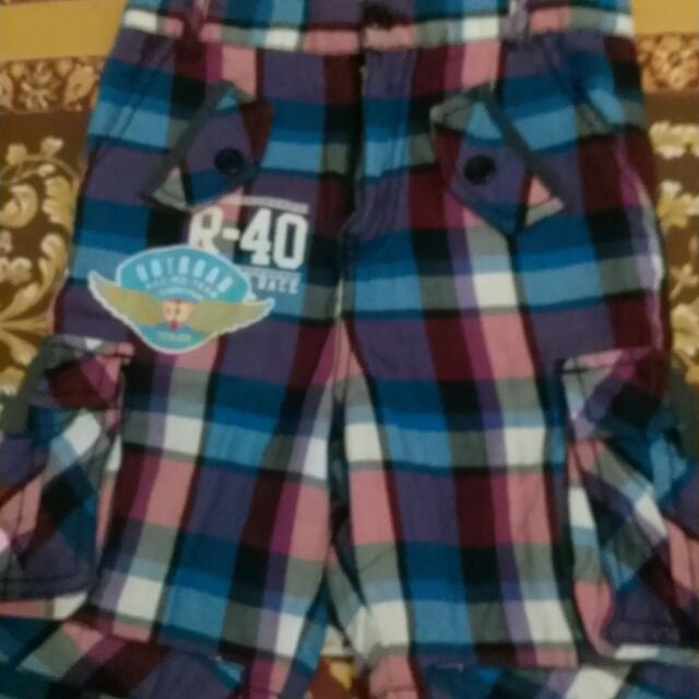 Celana Pendek Anak