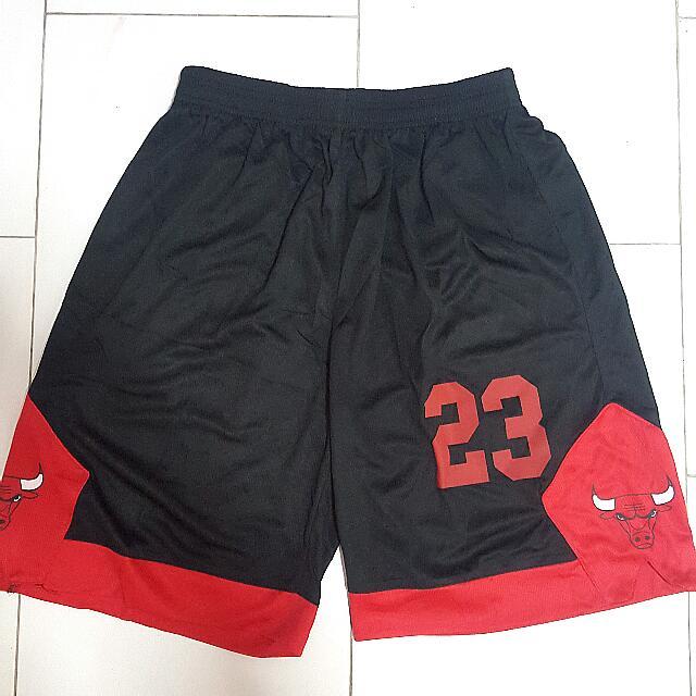 Chicago Bulls Basketball Jersey Pants