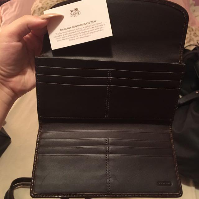 Coach Collection Purse & Wallet