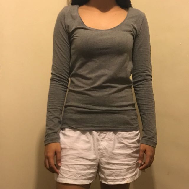 Cotton On Longsleeves - Round Neck
