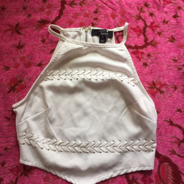 Crop Top Small
