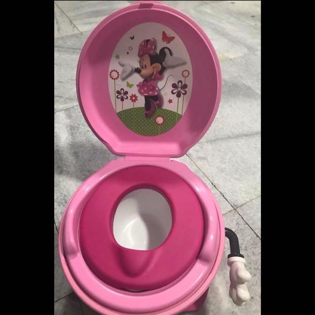 Disney Minnie Mouse Potty Training