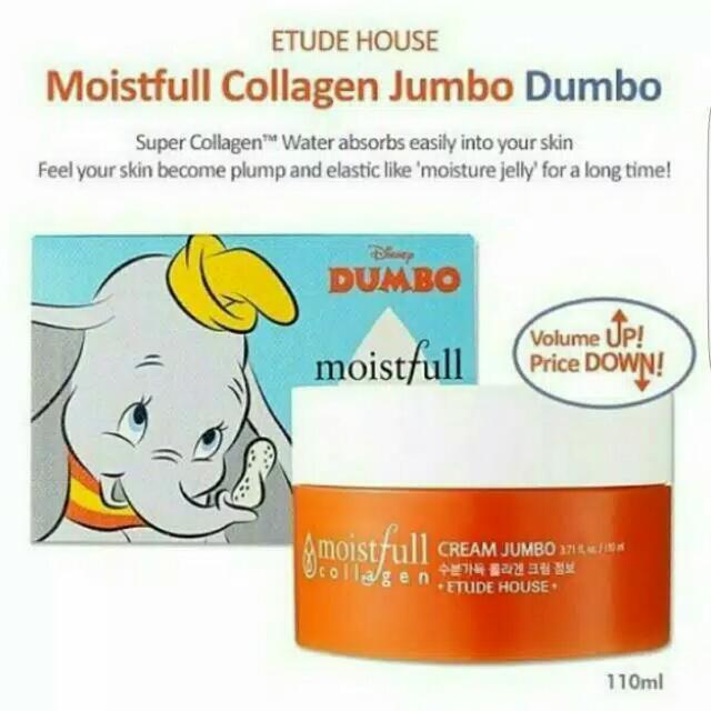 Etude Moistfull Collagen Jumbo