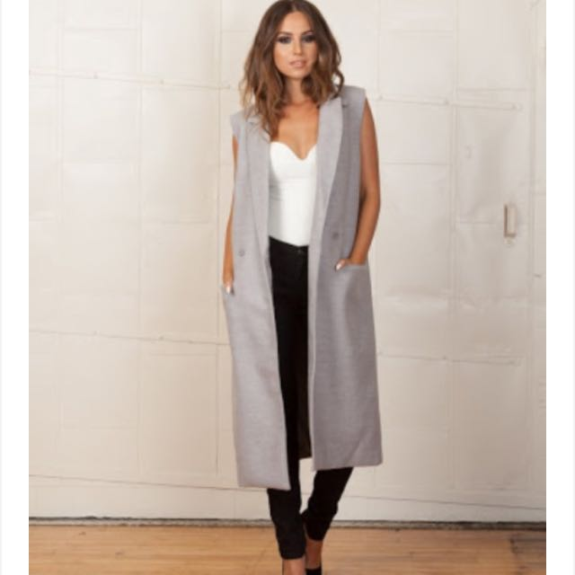 Fifth Label Sleeveless Coat