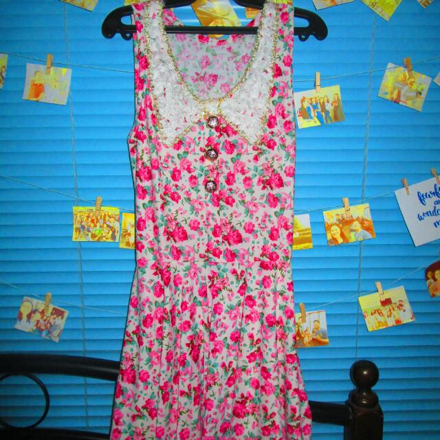 SALE!!! Floral Dress