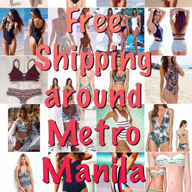 Free Shipping Around Metro Manila