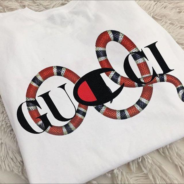 Gucci Snake Tee