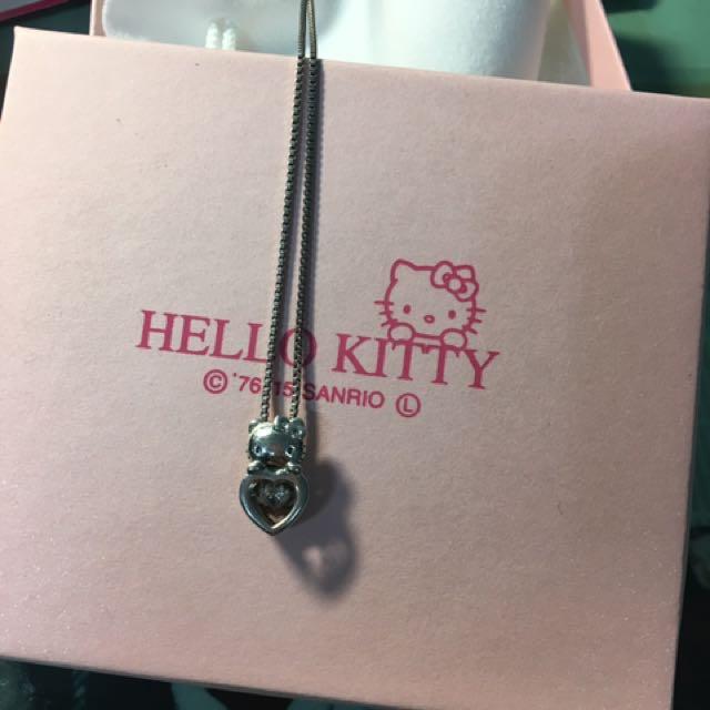 Hello Kitty 項鍊
