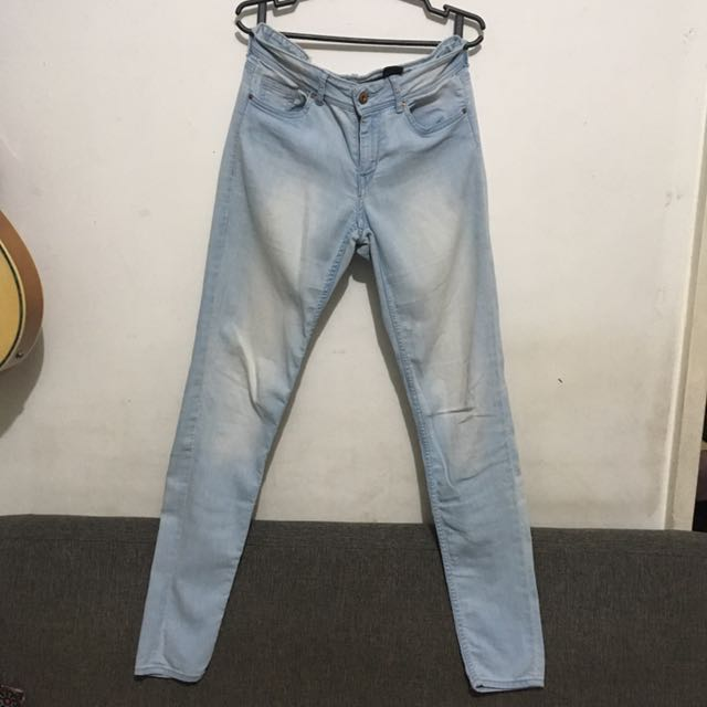 H&M Divided Faded Pants