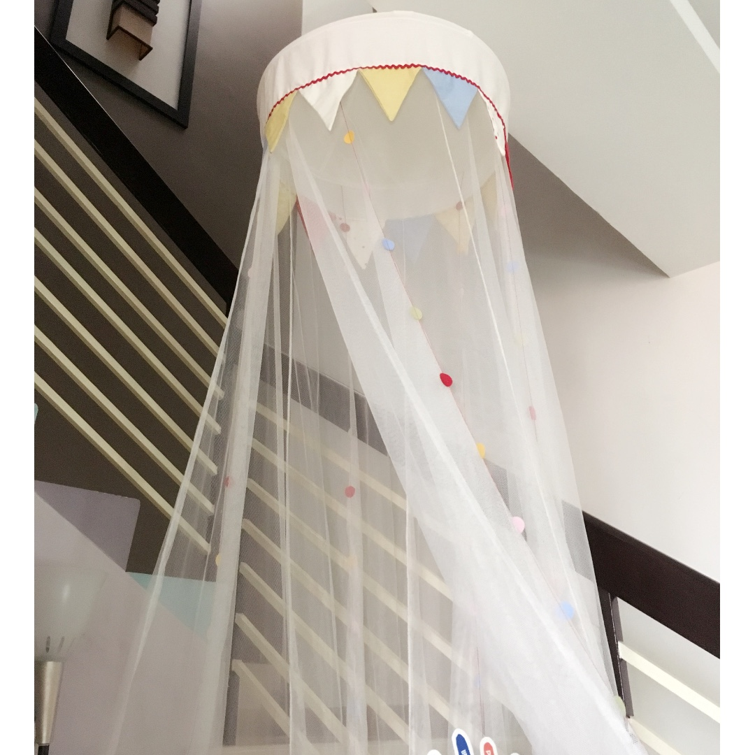 photo photo photo & Ikea Baby Cot/Bed Canopy Babies u0026 Kids Cots u0026 Cribs on Carousell