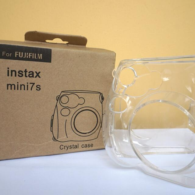 Instax Mini7s Crystal CASE