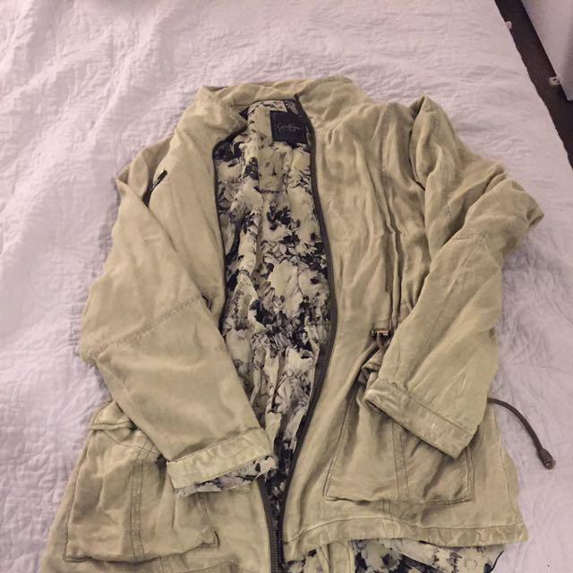 Jessica Simpson Spring Jacket