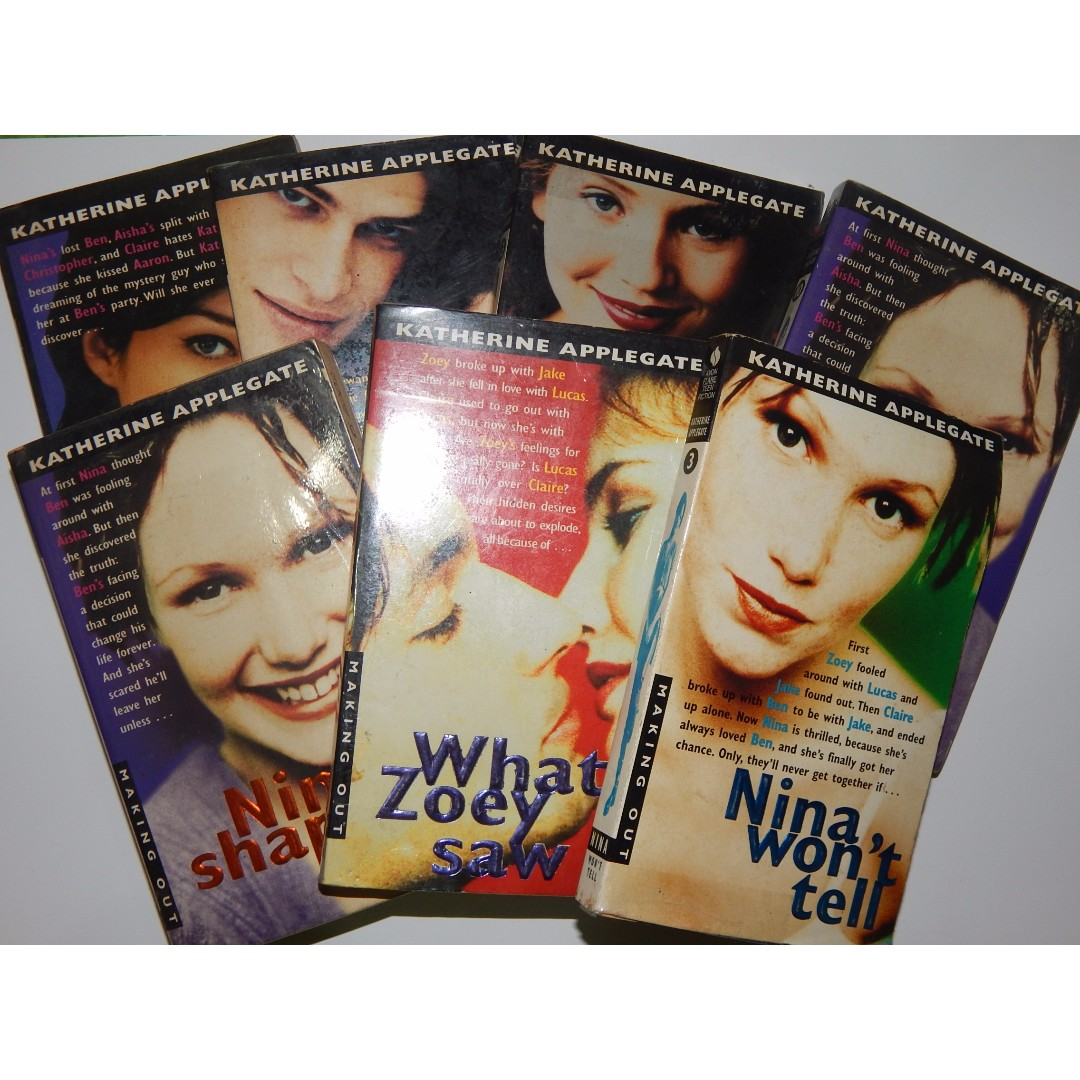 Katherine Applegate Pocketbook Series