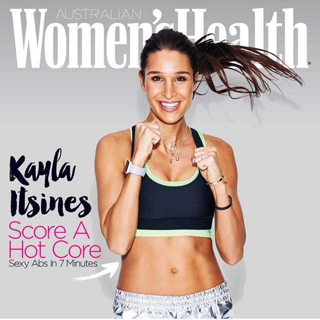 Kayla Itsines BBG fitness program