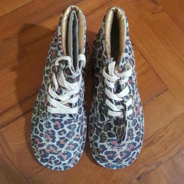 Kickers Boots