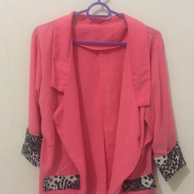 Korea Fashion Blazer
