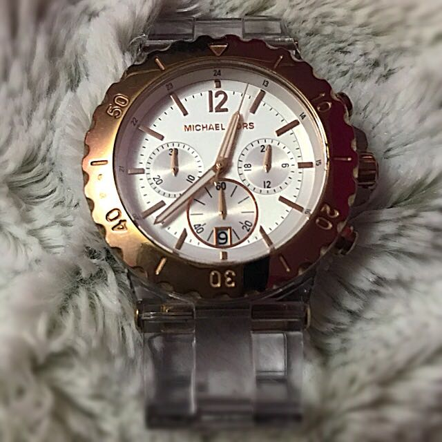 Ladies Michael Kors Analog Watch