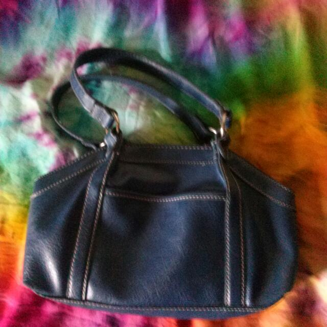Liz Clairborne Handbag In Royal Blue