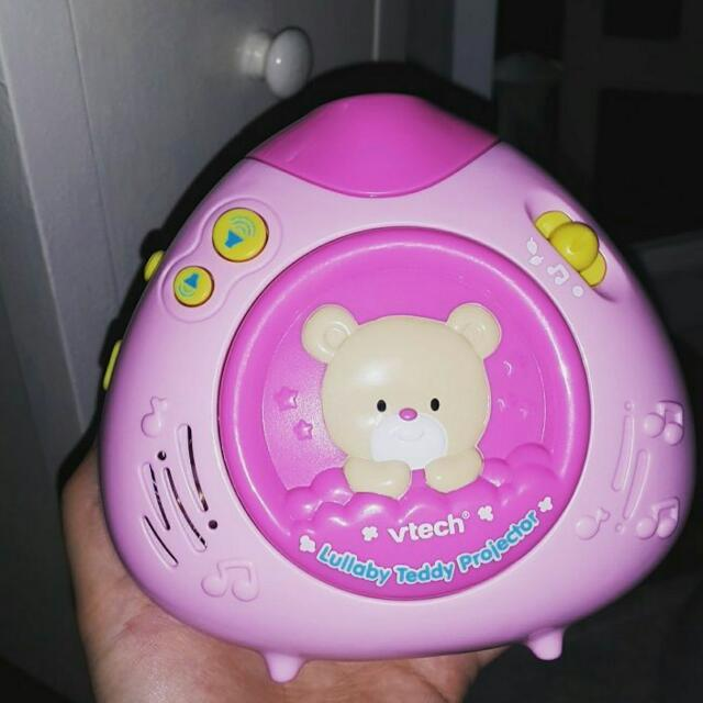 Lullaby Projector