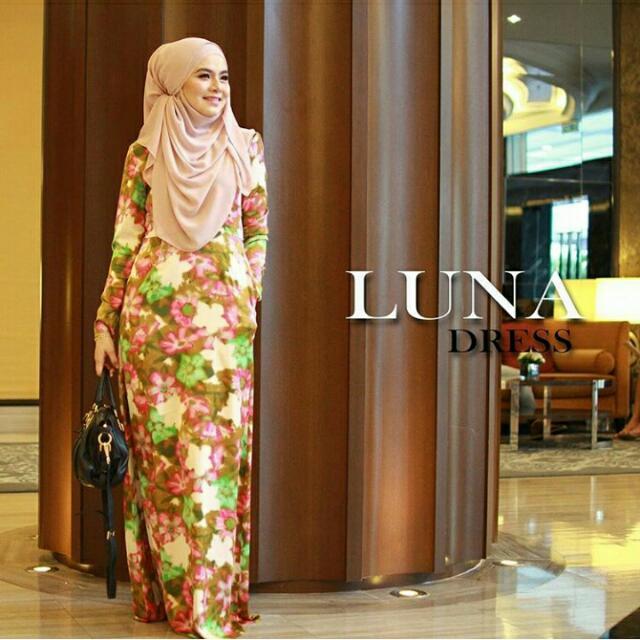 Luna Dress Heaxabell