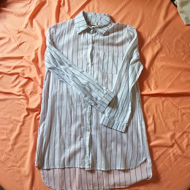 Magnolia Oversized Shirt