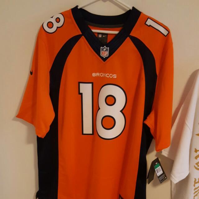 Manning - Denver Broncos Jersey