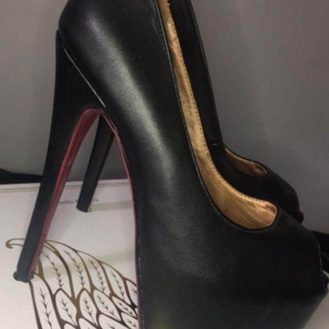 Marco gianni Black Heels