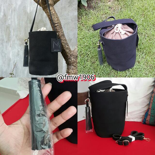 Moi Bucket Bag 👜❤