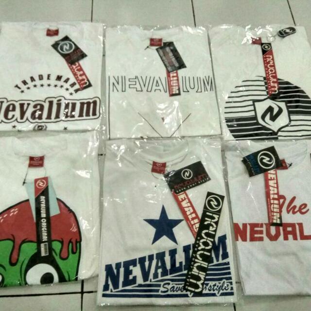Nevalium T-shirts ORI