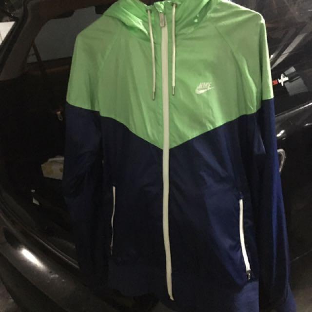 Nike 休閒 防風外套