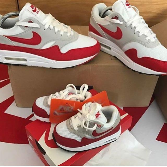 Nike Air Max 1 OG 童鞋 22 JP