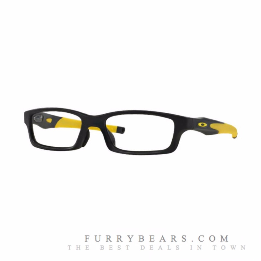 e616544894 Oakley OX8029 CROSSLINK Asian Fit 8029-07 Prescription Glasses ...