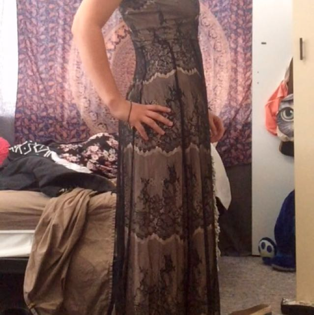 Olden Style Maxi Dress