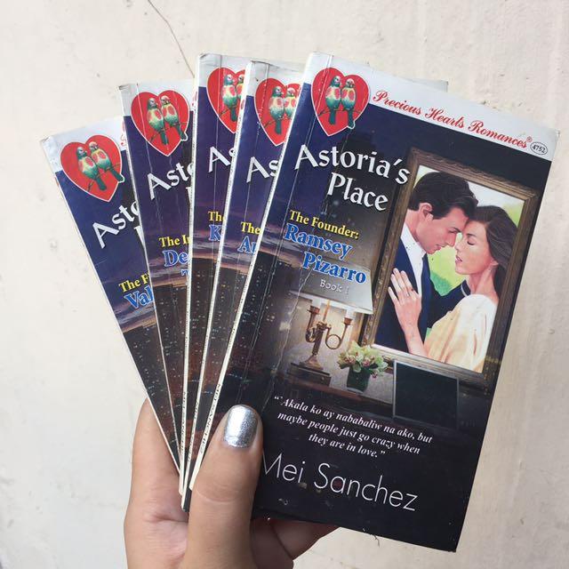 PHR's Astoria's Place Series