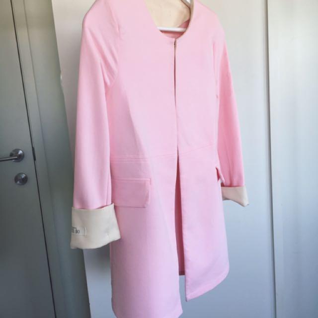 Pinky Soft Jacket