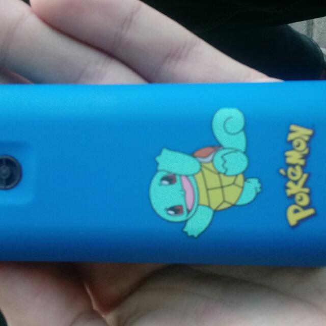 Pokémon 5200mah Battery Charger