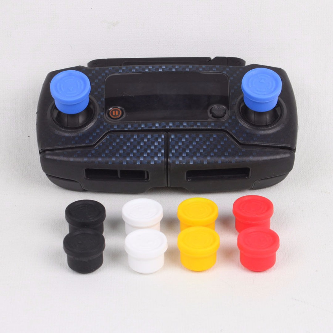 Remote Control Controller Thumb Rocker Joystick Stick Protector Cover For DJI Mavic Phantom Drone Camera