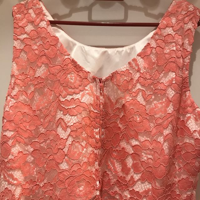Brand New Review Coral Crop Top