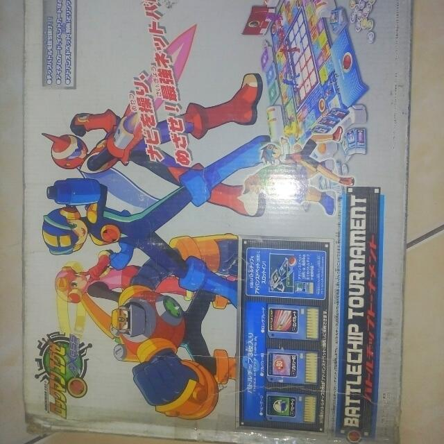 rockman games chip tablets