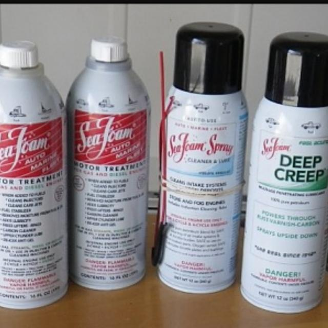 Seafoam Engine Treatment, Car Accessories on Carousell
