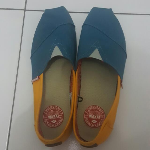 Sepatu Wakai Original Unisex