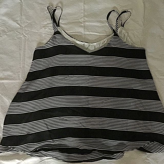 Super Cute Stripe Top