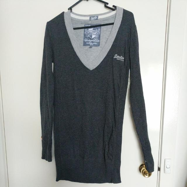 Superdry Long Knit