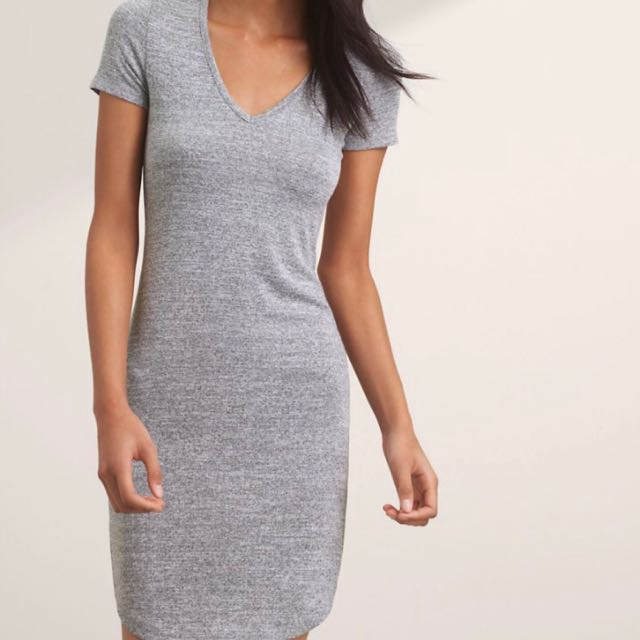 TNA Grey Dress