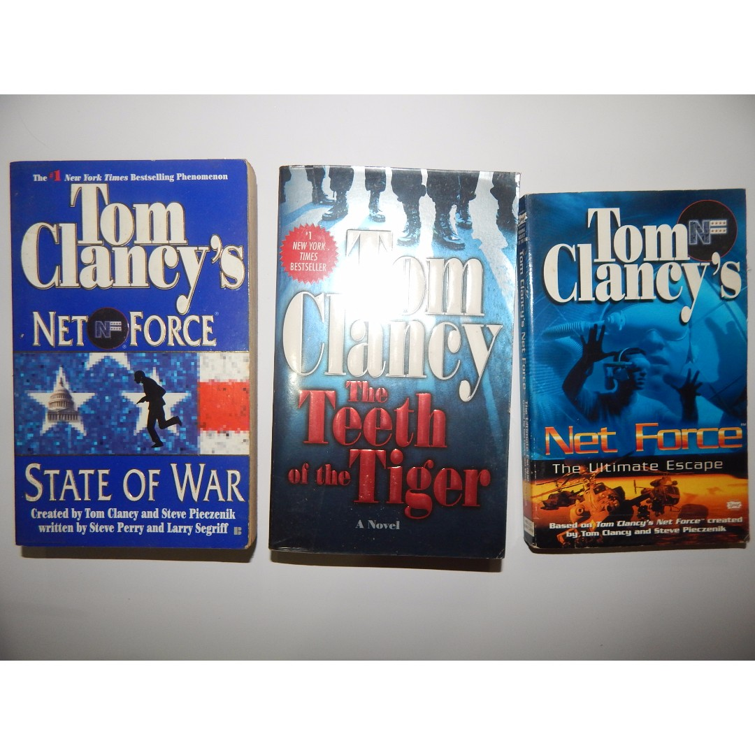 Tom Clancy's Pocketbooks (A)