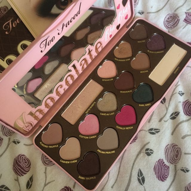 Too Faced Chocolate BonBon Palette