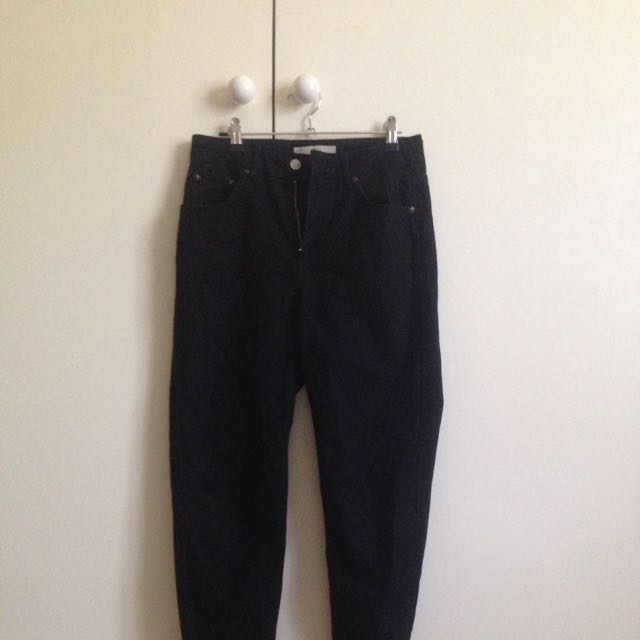 Topshop 'mom' Jeans Like New