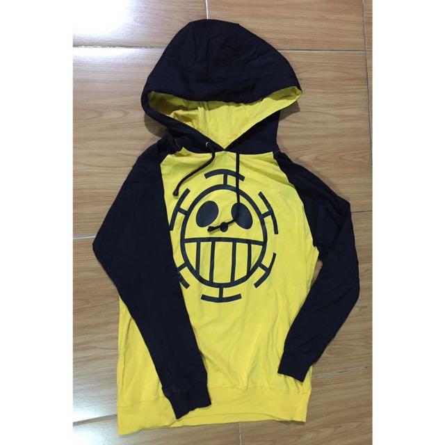 Traflagar Law one piece hoodie